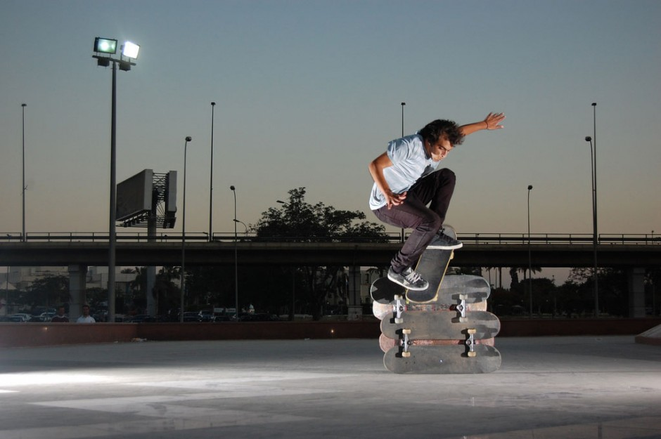 comment apprendre le skate