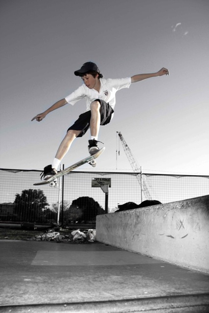 apprendre faire le nollie pop skate. Black Bedroom Furniture Sets. Home Design Ideas