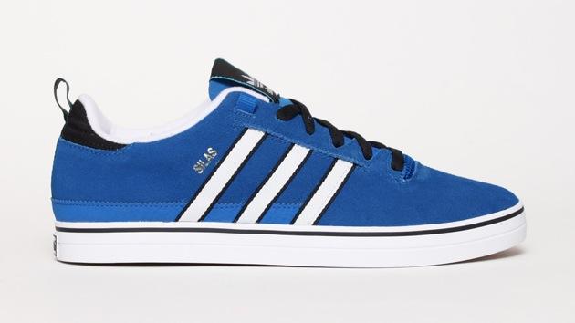 adidas silas blue