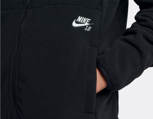 Nike Hoodie Polartech Black