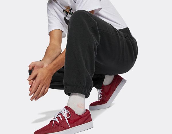 Nike SB Polartech Sweatpant Black