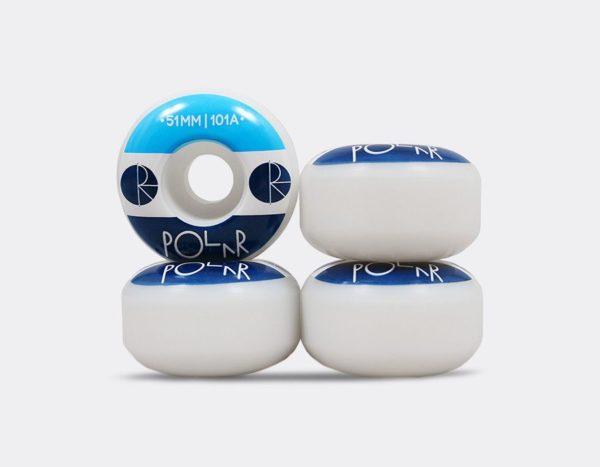 Polar Fill Logo Wheels 51mm