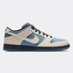 Nike SB Dunk Low Pro Light Cream Thunderstorm