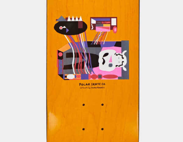 Board Polar Paul Grund Frequency